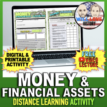 Money and Financial Assets Activity