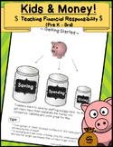 Money and Kids Teaching Financial Responsibility