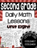 Money and Time - Daily Math Lessons - Unit 8