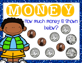 Money and Time Review Game