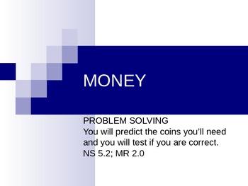 Money and prediction