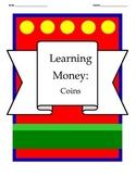 Money: coins worksheets