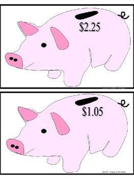 Money in my Piggy Bank