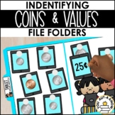 Money in the Bank: File Folders - Level 1