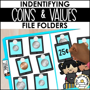 Money in the Bank: File Folders - Level 1