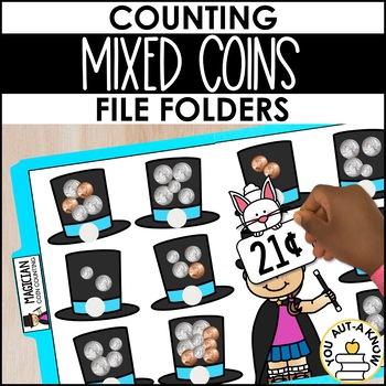 Money in the Bank: File Folders - Level 3