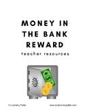 Money in the Bank Reward