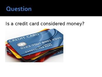 Money, its Functions and Characteristics Economics A Level / IB / GCSE PPTs