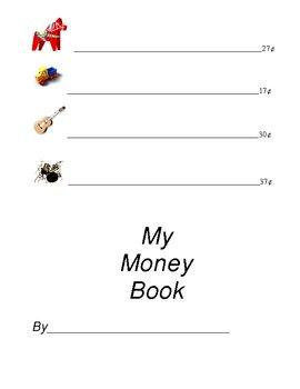 Money practice book
