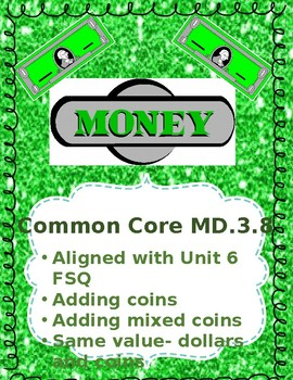 Money review Common Core MD.3.8