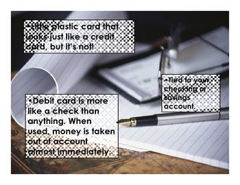 Money skills 101-Understanding Debit and Credit cards