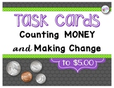 Counting Money and Making Change to $5