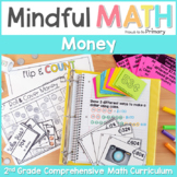 2nd Grade Math: Money to 500¢ (coins & bills) - US & Canad