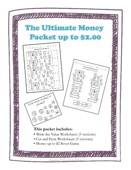 The Ultimate Money up to $2.00 Packet