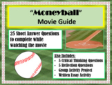 Moneyball Movie Guide (2011) - Movie Questions & Extra Activities