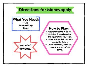 Moneyopoly: Money Game