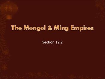Mongol & Ming Empires