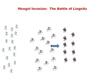 Mongol invasion of Europe: The Battle of Liegnitz