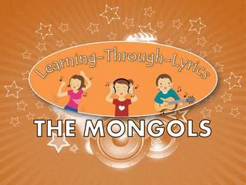 "Mongols ""Learning Through Lyrics"" Lesson"