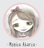 Monica Abarca's Store Button