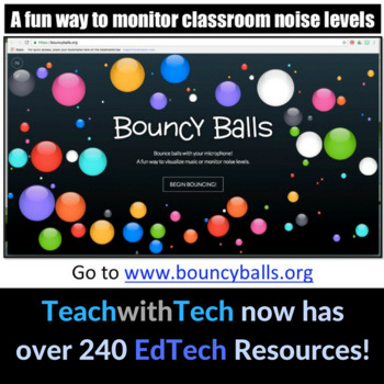 Monitor Classroom Noise Bouncyballs.org