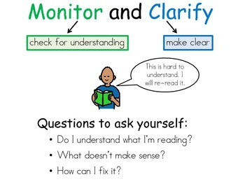 Monitor and Clarify