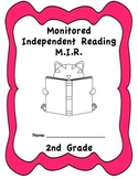 Monitored Independent Reading (MIR) Journal 2nd grade