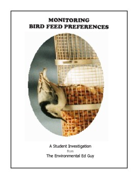 Monitoring Bird Feed Preference - A student investigation