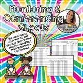 Monitoring & Conferencing Sheets