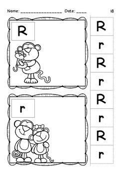 Monkey Alphabet Sorting