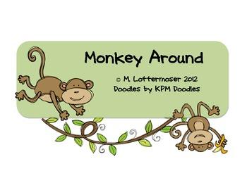 Monkey Around Management Mini-Pack