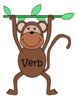 Monkey Around with Parts of Speech