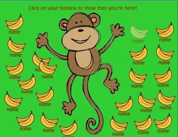 Monkey Attendance