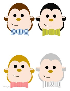 Monkey Avatars