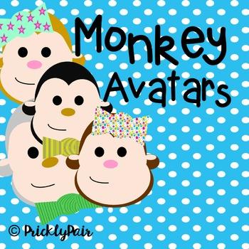 Monkey Avatars