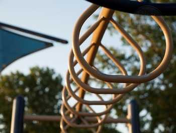 Monkey Bars on the Playground Picture 2 - for Personal and Commercial Use