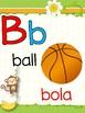 Monkey Bilingual Alphabet