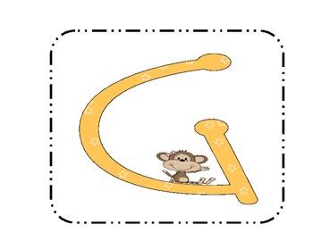 Monkey Boggle