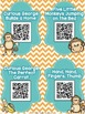 Monkey Business: 16 QR Code Stories for Daily Five Listen to Reading