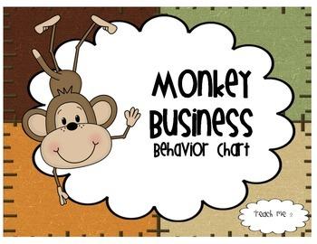 Monkey Business Behavior Pack
