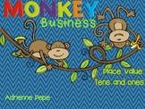 Monkey Business: Place Value