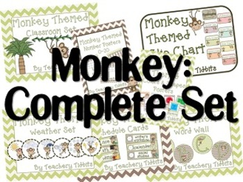 Monkey Classroom: The Complete Set