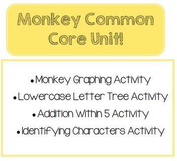 Monkey Common Core Unit