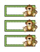 Monkey Cut Outs