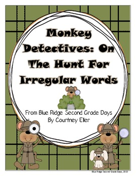 Monkey Detectives: On The Hunt For Irregular Phonetically