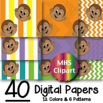 Monkey Digital Papers