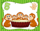 Monkey Drum - Drumming | Gathering Drum song for Young Children