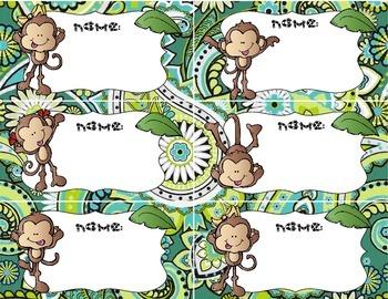 Monkey Fun Pack