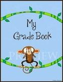 Monkey Grade Book Cover