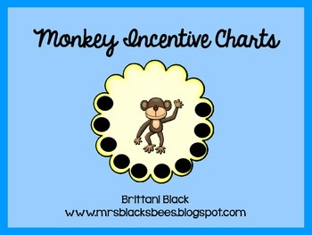 Monkey Incentive Charts